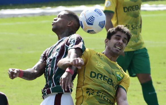 O tricolor carioca não deu mole