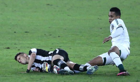 O Goiás mereceu a vitória