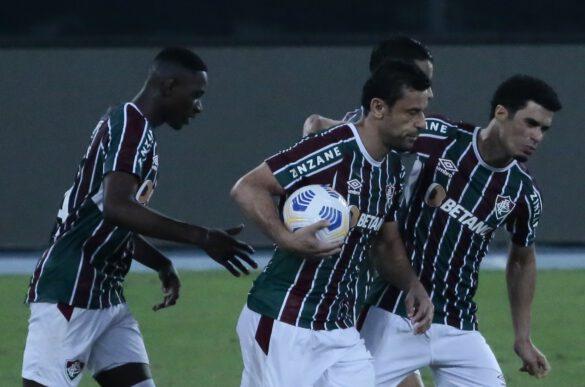 e se iguala a Romário no topo dos artilheiros da Copa do Brasil