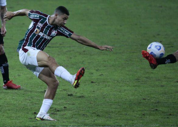 O Fluminense não furou o bloqueio defensivo dos mineiros