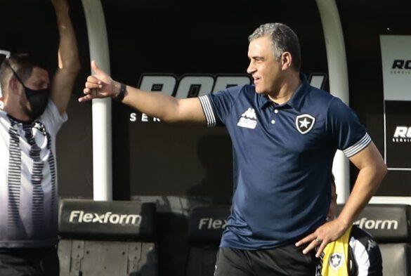 Marcelo Chamusca tem que melhorar muito seu time